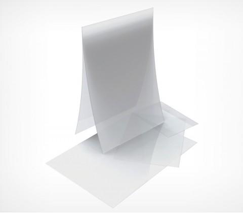 Пластиковый антибликовый карман-протектор А3-А6