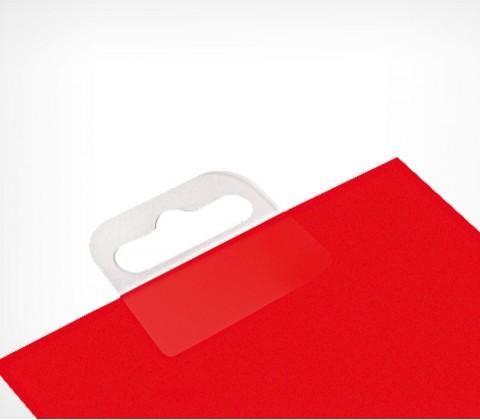 Самоклеющийся прозрачный крючок-вешалка
