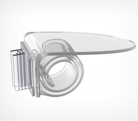 Пластиковый держатель-улитка COIL-SGT