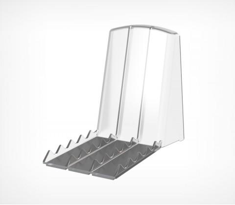 Большая пластиковая задняя опора с магнитной основой BACK-XL-ТМ