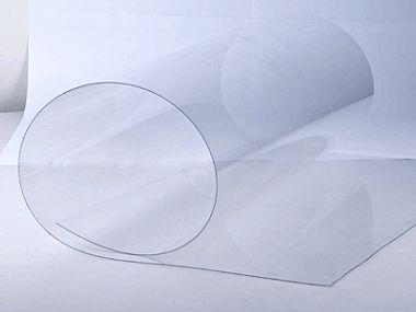 Пластик ПЭТ Novattro, 1мм, прозрачный, 2,05х1,25м,