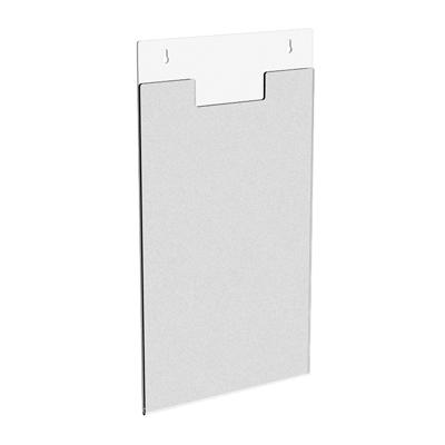 Карман пластиковый настенный А6 для ценников