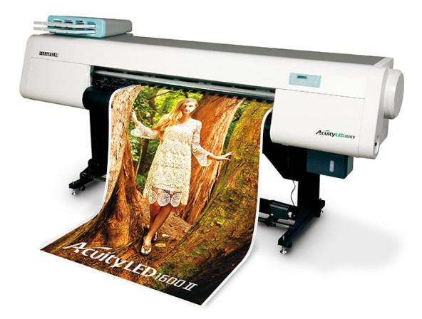 Интерьерная печать баннера