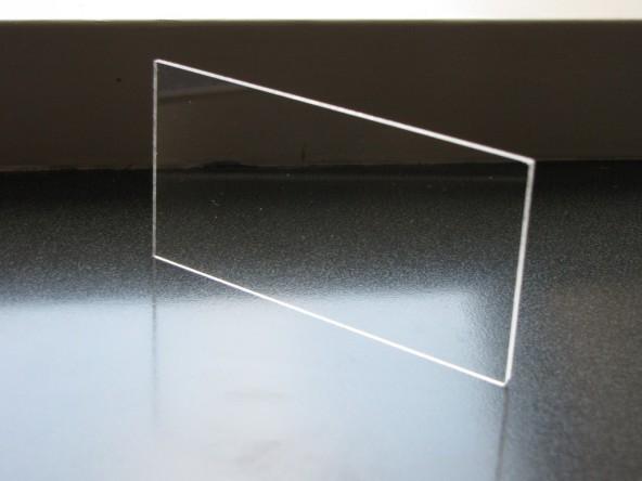 Оргстекло прозрачное 1,5 мм