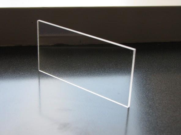 Акриловое стекло прозрачное 3 мм