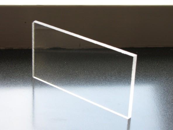 Оргстекло прозрачное 4 мм