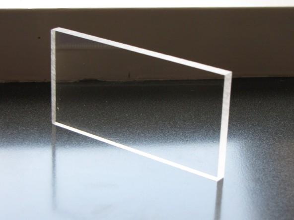 Листовой пластик прозрачный 6 мм