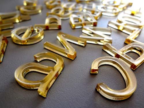 Зеркальные буквы