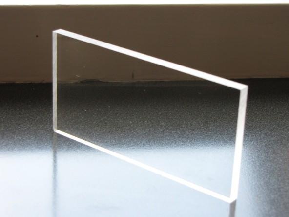 Оргстекло прозрачное 5 мм
