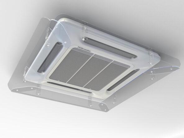 Экран для потолочных (кассетных) кондиционеров