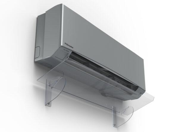 Экран отражатель для настенной сплит системы